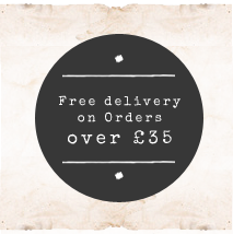 Free delivery on orders over £35!