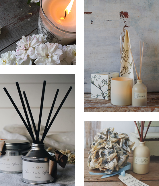 Illumens Scented Candles, Aroma Diffusers & Home Fragrance