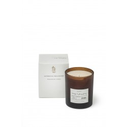 Orange & Ylang Ylang - Scented Candle