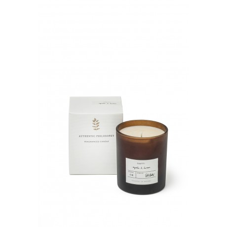 Cedar & Guaiacwood - Scented Candle