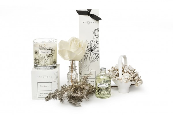 Botanical Archive Collection Scented Candles and Aromatic Diffusers
