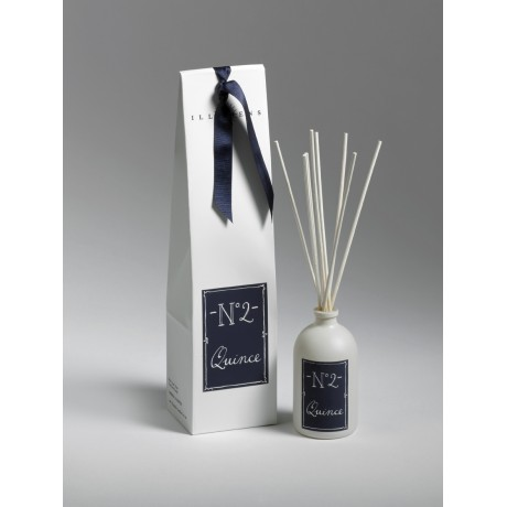 No. 2  Quince Aromatic Taper