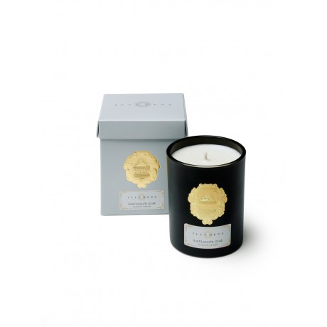 Gentlemans Shed Scented Candle in Glass