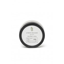 Orange Blossom & Rosemary - Body Butter