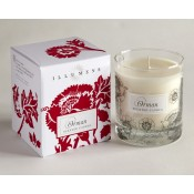 Orman Scented Candle in Glass