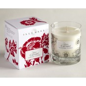 White Currant Scented Candle in Glass