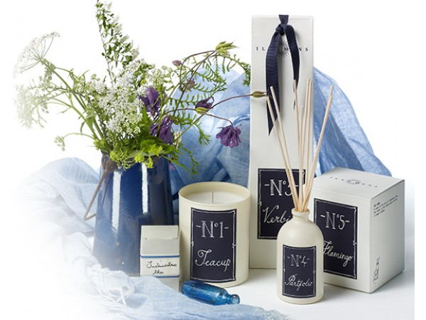 Folio Scented Candles and Aromatic Diffusers