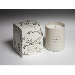 Charcoal - Scented Candle