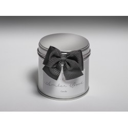 Amberwood - Scented Candle in a Tin
